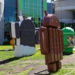Почему Android называют в честь десертов?