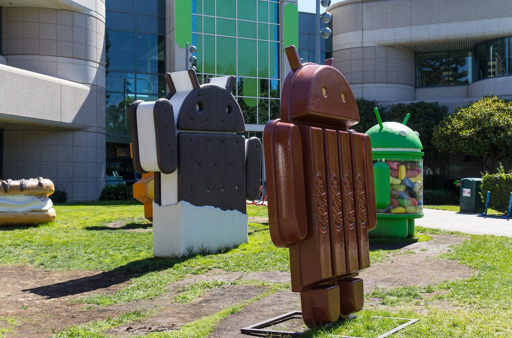 Android называют