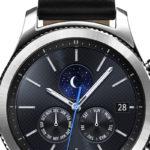Samsung представляет Gear S3