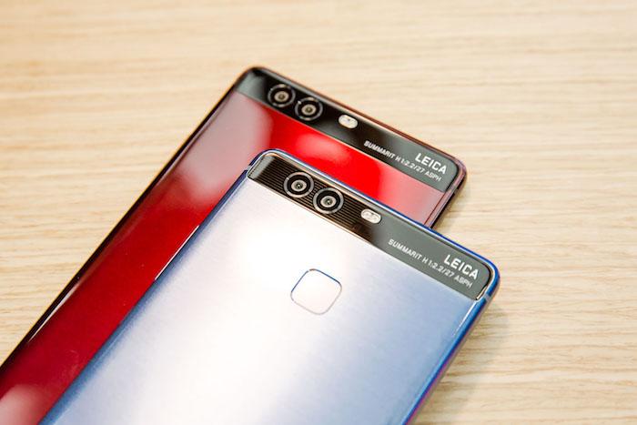 Huawei продала неменее 6 млн телефонов P9 иP9 Plus