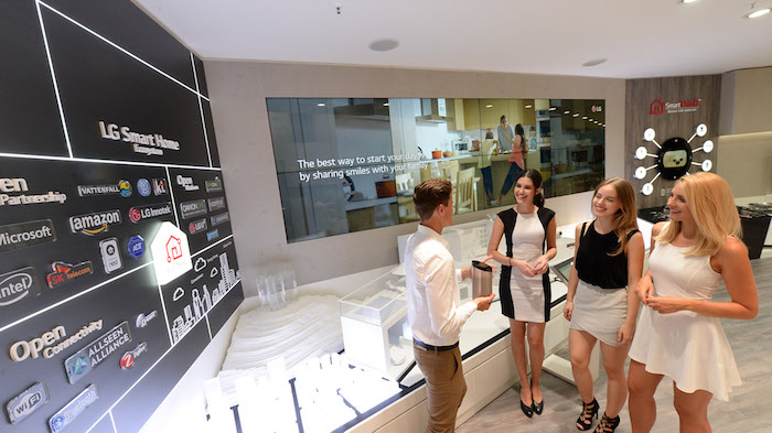 LG Smart Home Solution 2