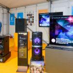 Новые технологии на службе журналистики — LG G5se & LG Signature TV & X boom