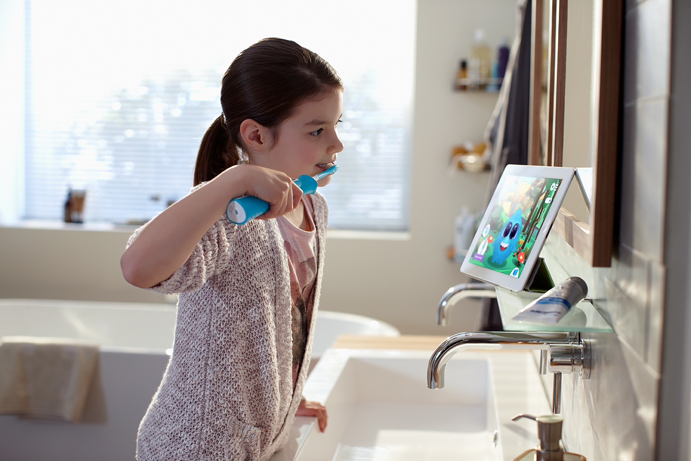 Зубная щетка Philips Sonicare for Kids