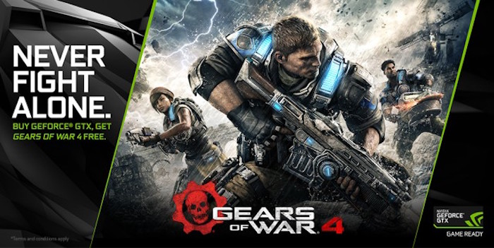Gears of War Nvidia GeForce