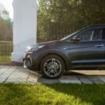 Hyundai объявляет цены на новый Grand Santa Fe