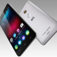 BQS-5050 Strike Selfie: смартфон для селфи-маньяков