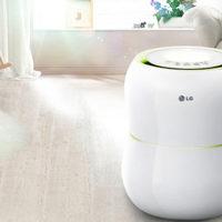 LG MiniON: всегда чистый и влажный воздух
