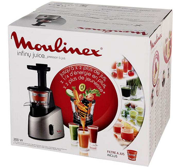 Moulinex Infiny Juice ZU255B10