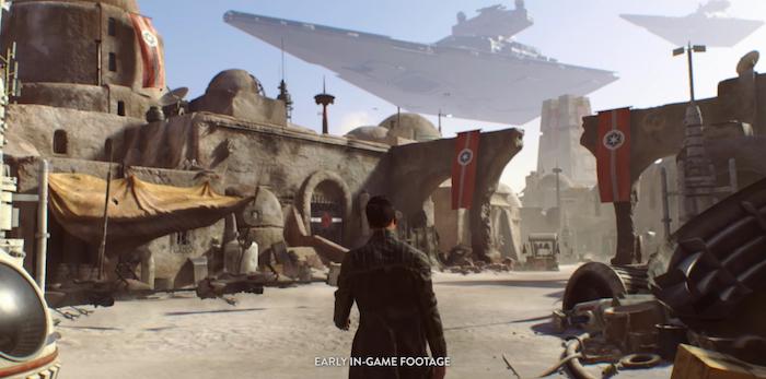 Star Wars от EA