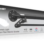 iconBIT начинает продажи электро-самоката Carbon Smart Scooter!