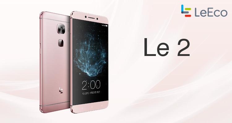LeEco Le 2 Новый год 2017