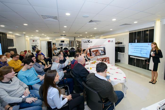 Три новых телефона LGпредставлены в Российской Федерации