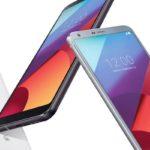 LG представила смартфон G6