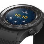 Huawei Watch 2 были представлены на WMC 2017