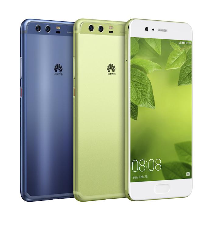 В Российской Федерации стартовали продажи Huawei P10 иP10 Plus