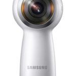 Samsung представил обновленную панорамную камеру Gear 360
