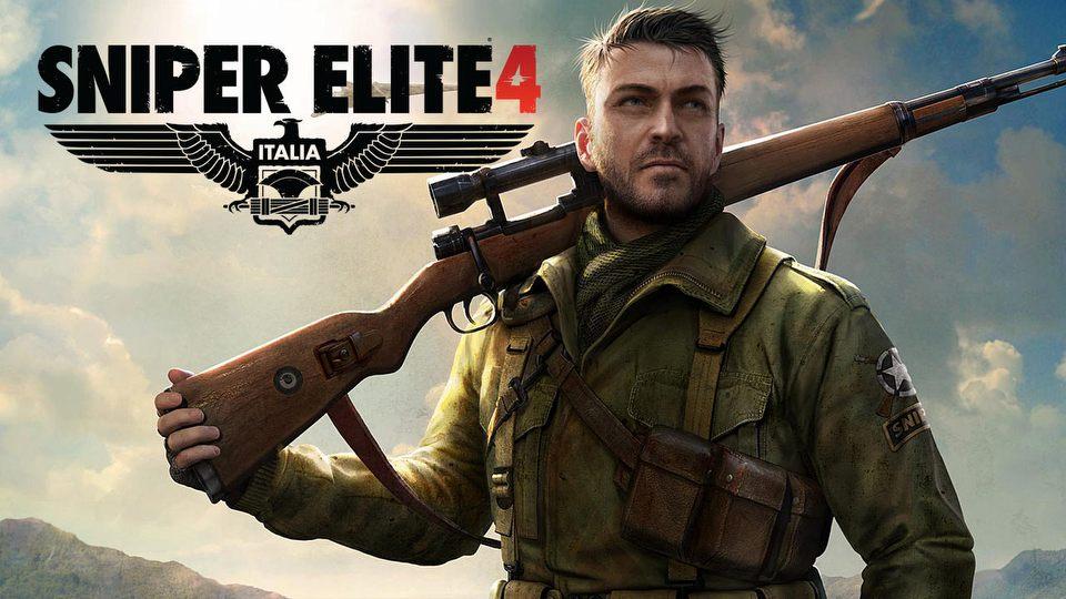 Sniper elite 4 скачать торрент