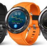 Huawei Watch 2 Sport LTE: и спорт и связь