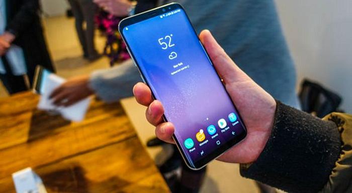 Samsung Galaxy S8 и S8+