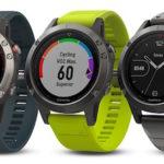 Многофункциональные часы Garmin fēnix 5 уже в России