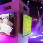 Samsung официально представила QLED-телевизоры в России