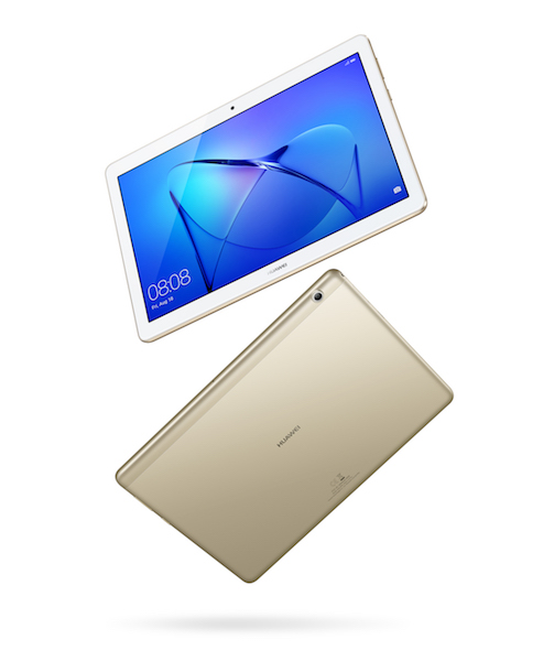 Huawei представила линейку планшетов MediaPad T3 с диагоналями экранов 7, 8 и 10 дюймов