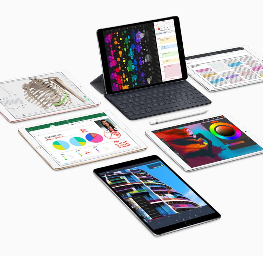 анонсы Apple iPad