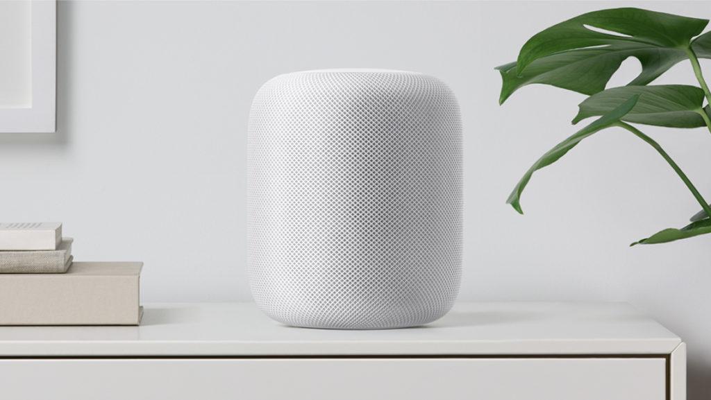 анонсы Apple HomePod
