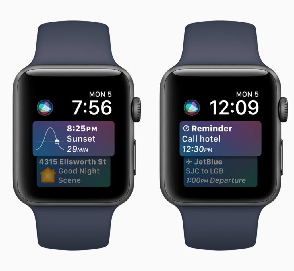 анонсы Apple Watch