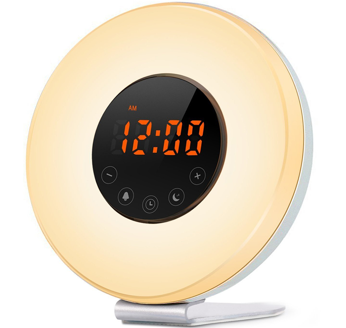 Alarm Clock Wake Up Light