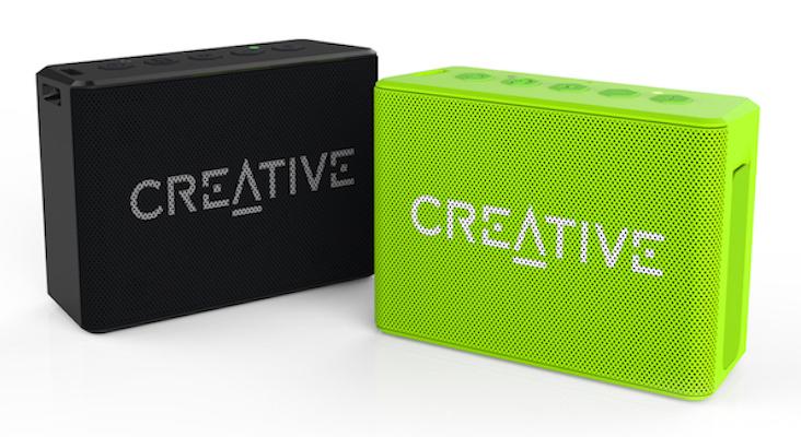 Creative выпустила компактную водонепроницаемую колонку Muvo 1c для активных людей