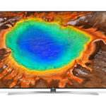 LG представила линейку Super UHD телевизоров