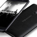 «Музыкальный» смартфон Highscreen Fest XL поступил в продажу