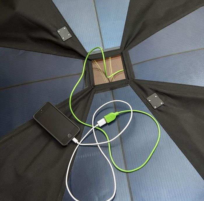 Solarbrella