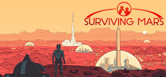 Анонс Surviving Mars
