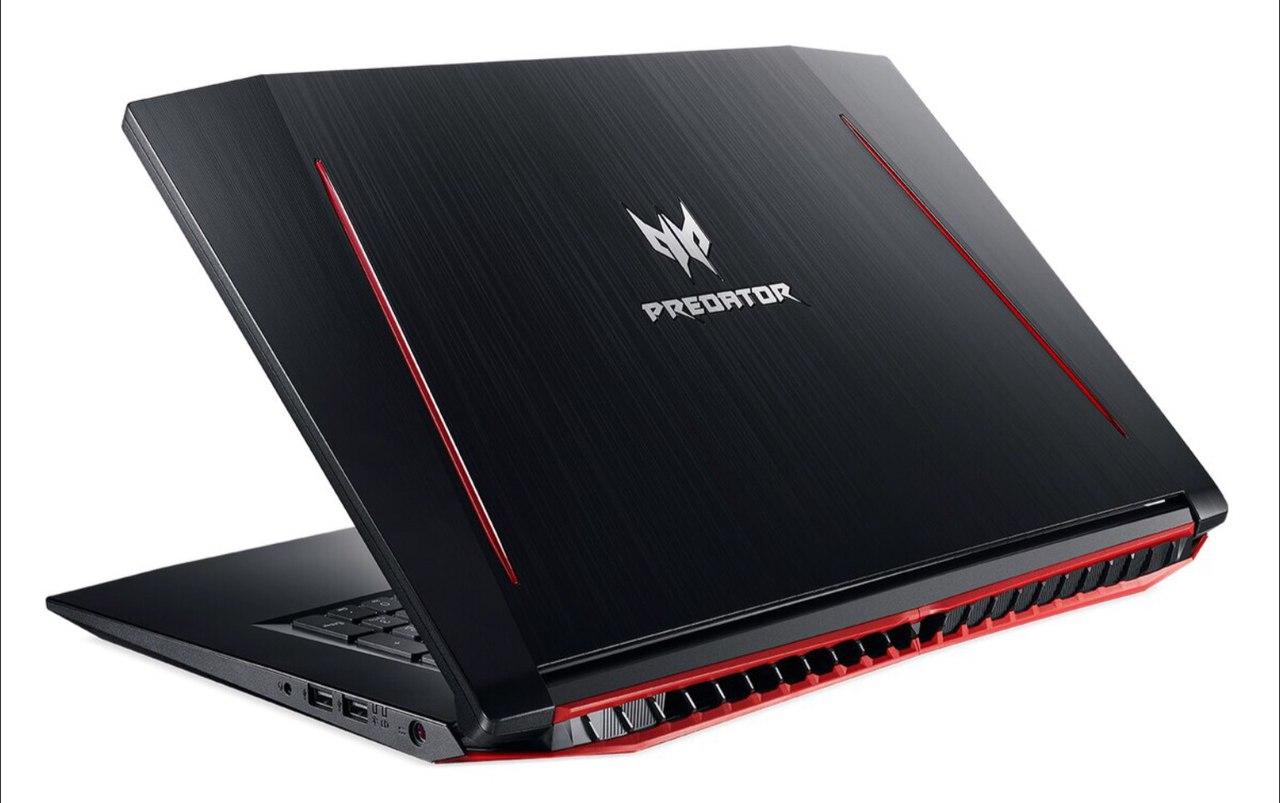 Acer объявили о старте продаж игровых ноутбуков Predator Helios 300