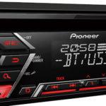 Pioneer представила автомобильные аудиоустройства с функцией караоке