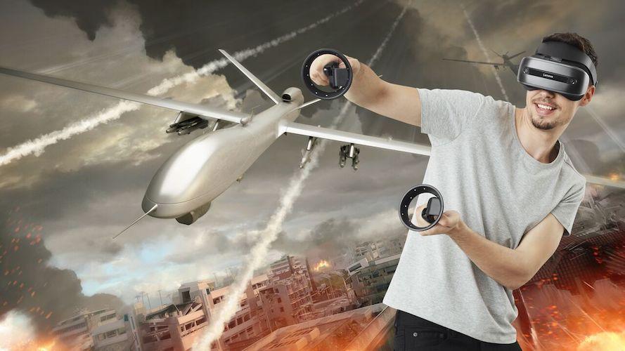Самсунг готовит VR-гарнитуру споддержкой Windows Mixed Reality