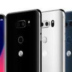Смартфон LG V30 скоро поступит в продажу
