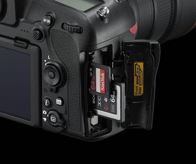 Nikon объявила о старте продаж фотокамеры D850 в России