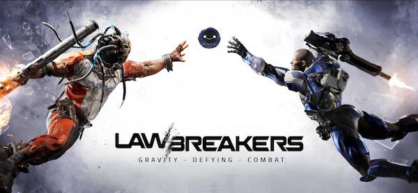 ошибки Lawbreakers