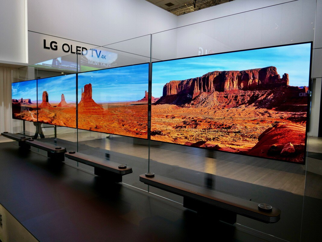 Dolby TrueHD в OLED LG 2017