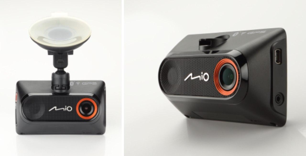 Новый видеорегистратор Mio MiVue 788