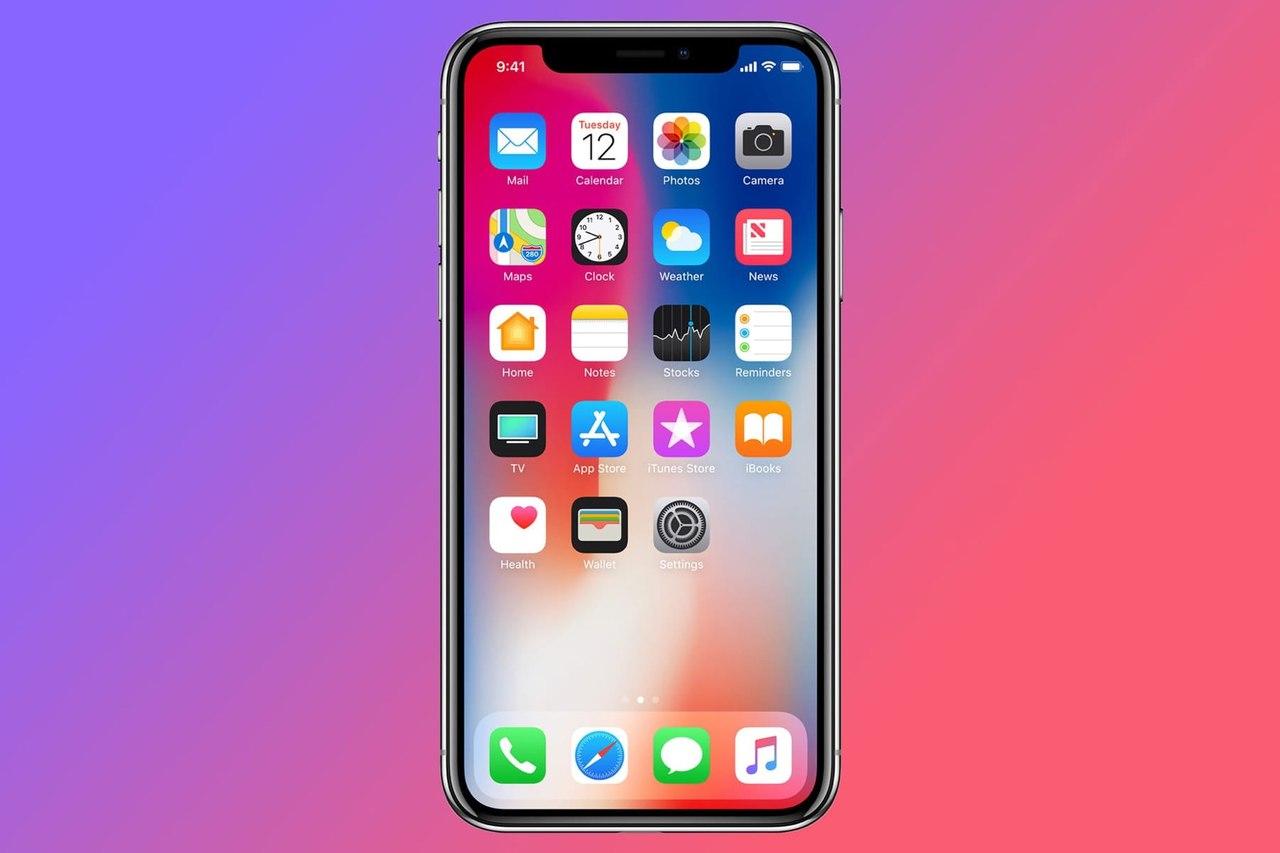 Предзаказ на iPhone X в Связном