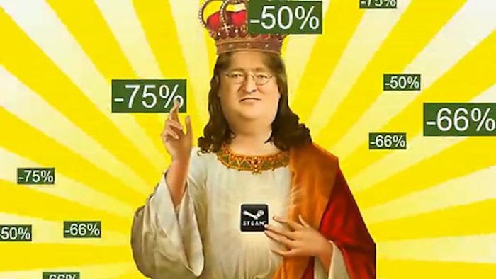 Распродажи в Steam