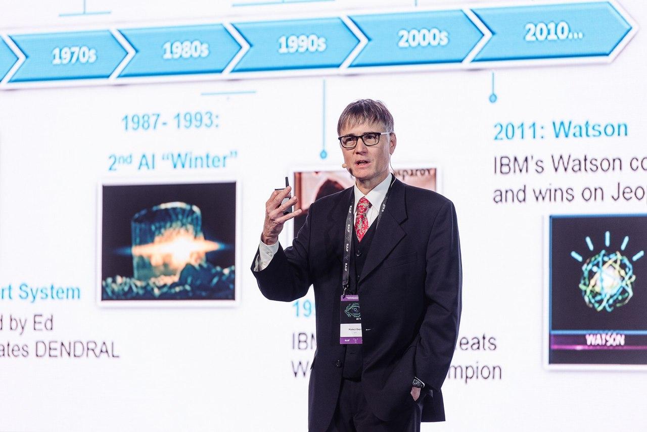 Майкл Вирт, руководитель по развитию бизнеса IBM в России и СНГ