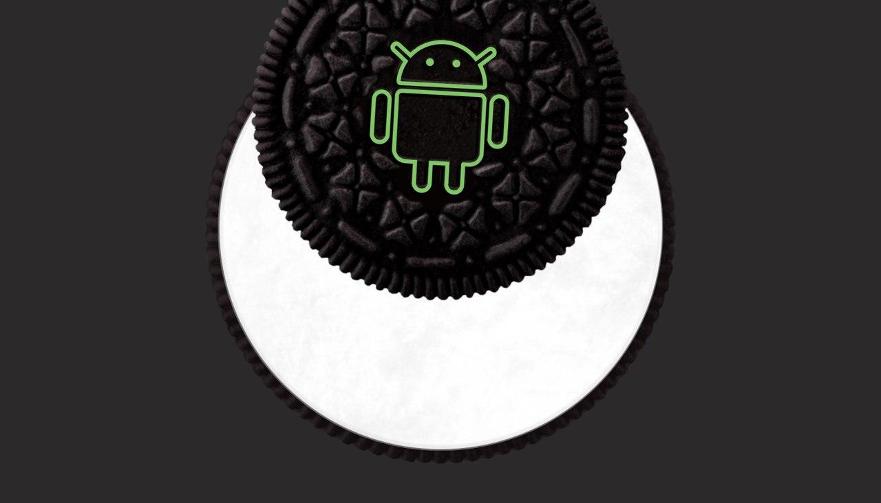 Nokia 8 попробовал свой первый кусочек Oreo™