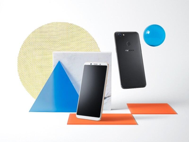 Новый смартфон F5 от OPPO