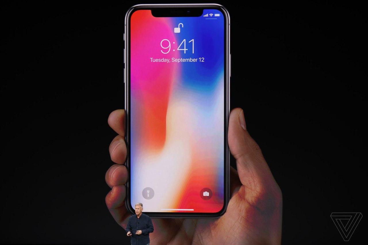 Россияне начали активно перепродавать iPhone X