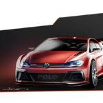 Volkswagen представила новый Polo GTI R5